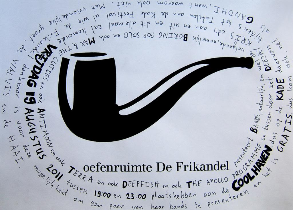 FdF 2011 flyer