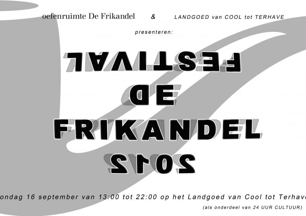 FdF 2012 flyer